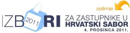 Poziv građanima za uvid u popise birača - Upis, dopuna, ispravak i prijava za privremeni upis do 19. 11. 2011.