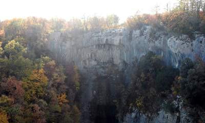 Tragedija kod Pićna: S Benkovskog slapa skočio u smrt