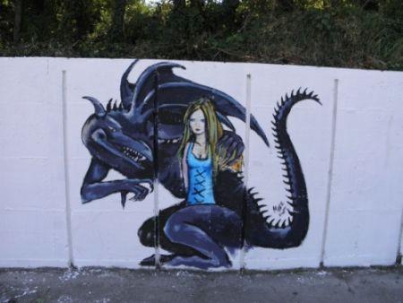 """[Najava - poziv kreativcima]: Akcija """"Kreativan zid na Đilu"""""""