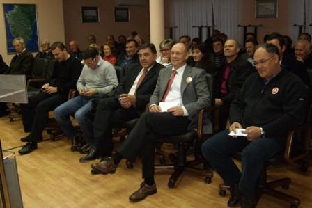 Kukuriku koalicija održala prvi skup na Labinštini