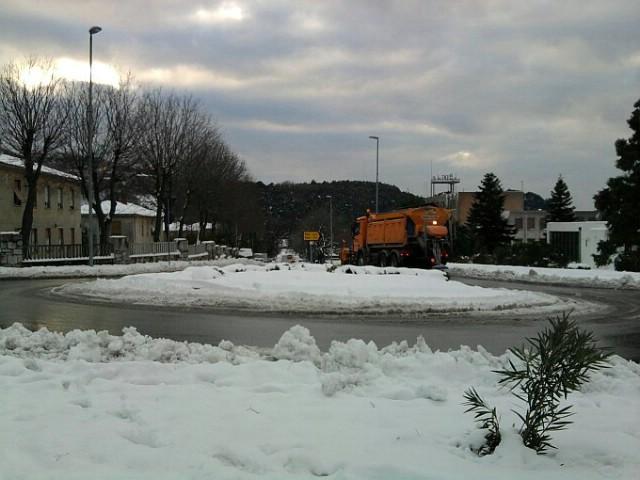 Labin: Operativni plan Zimske službe