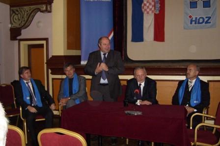 Ministar Božinović jučer predstavio program HDZ-a / Stav o reformi Hitne medicinske pomoći