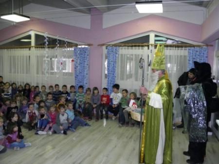 Dolazi nam Sveti Nikola - raspored