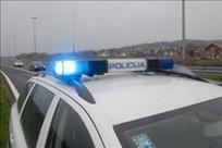 Puljanin izletio s ceste kod Kršana, dvoje ozlijeđeno