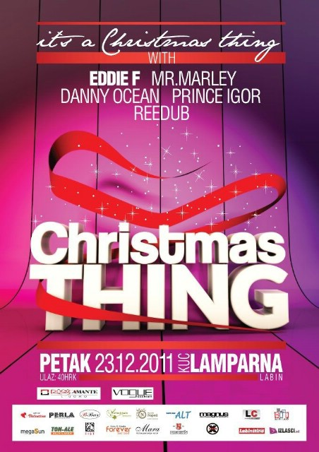 Christmas Thing 23. 12. 2011. @ KuC Lamparna Labin