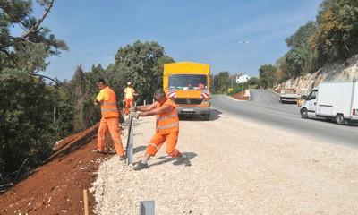 Direktor poduzeća Cesta d.o.o: Cestu Barban - Most Raša završili prije roka