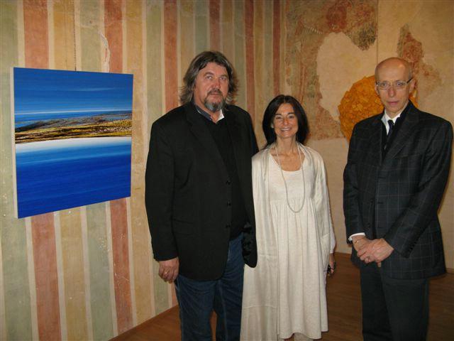 Labinski umjetnik Vinko Šaina izlaže u Italiji