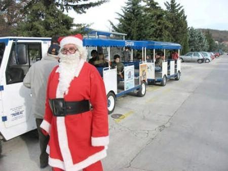 Ovog vikenda prometuje vlakić Djeda Mraza