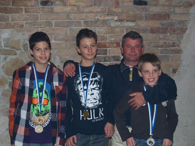 Klupsko prvenstvo JK Kvarner za klasu Optimist i Laser 4.7