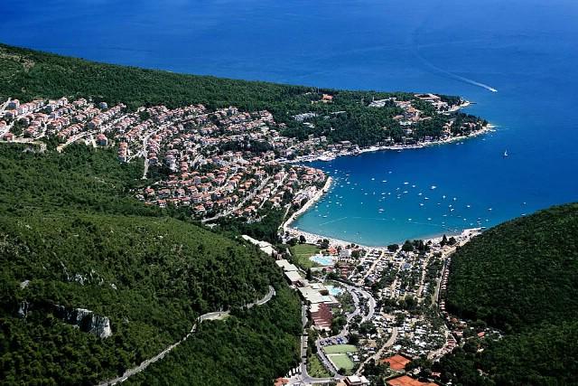 Kartirano 137 km istarske obale - područje Labina s raznolikim morskim staništem