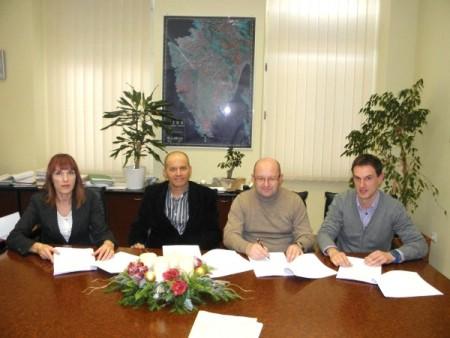 Potpisan Predugovor o podjeli i preuzimanju djelatnosti javne odvodnje