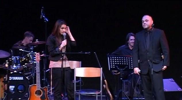 Dina Rizvić predstavila svoj album na Danu koncertne dvorane Vatroslav Lisinski