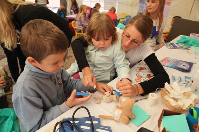 Projekt `Bolnica za medvjediće` prvi put održan u Labinu