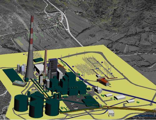 POTVRDA  - Zahvat izgradnje termoelektrane Plomin C -  zahvat zamjene postojeće TE Plomin 1