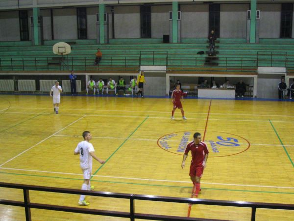 MNK Potpićan 98 večeras u osmini finala sa MNK Lika Športom