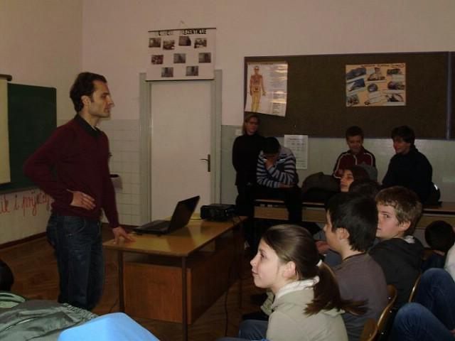 Udruga Zelena mreža aktivističkih grupa posjetila raške osnovnoškolce