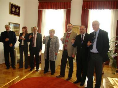 Uspostavljena suradnja labinske Srednje škole s Bajom u Mađarskoj