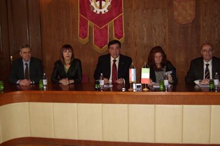 Talijanska veleposlanica u Republici Hrvatskoj posjetila Labin
