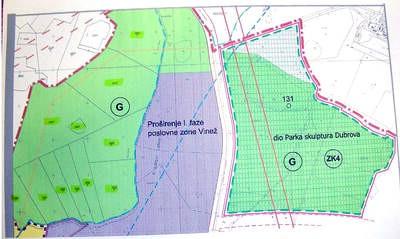 Vlasnicima parcela na Dubrovi premalo 5 eura za kvadrat