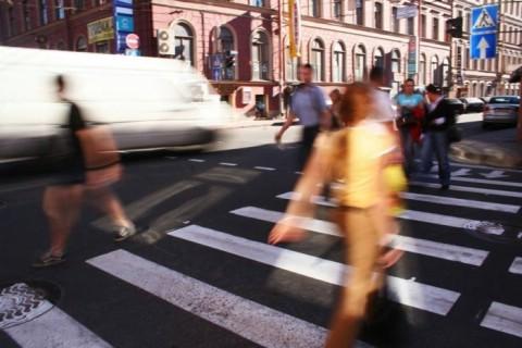 Upozorenje policije: Sigurno sudjelovanje pješaka u prometu