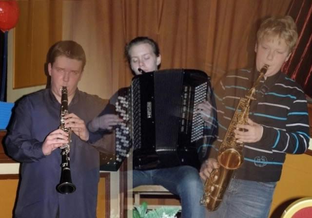 Učenici labinske glazbene škole na putu za državno natjecanje u Varaždinu