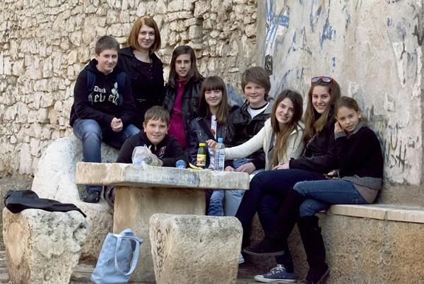 Učenici OŠ Ivo Lola Ribar osvojili prvo mjesto na Županijskom Ekološkom kvizu Lijepa naša za 2011/2012