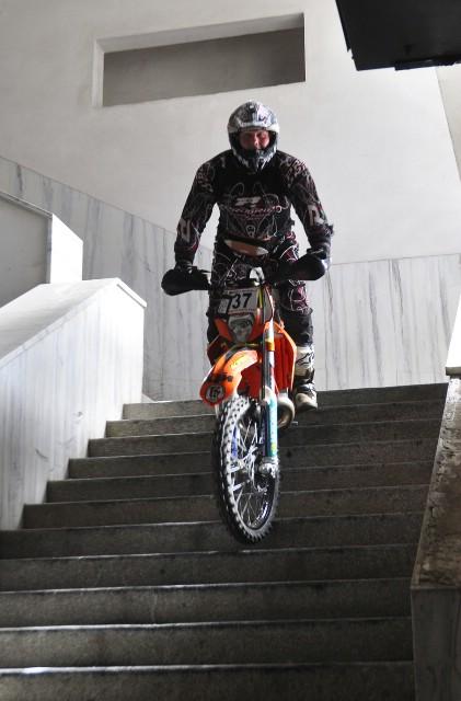Raša: Motociklima po industrijskoj baštini