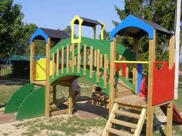 """U Labinu se uređuje dječje igralište """"Dječja oaza"""""""