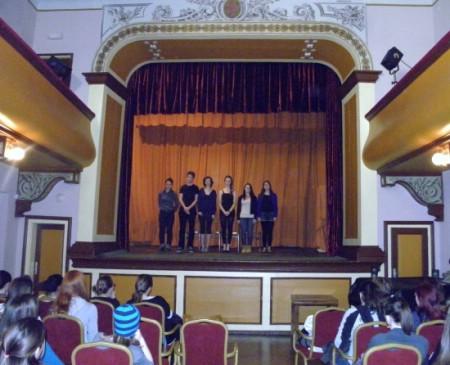 Forum – kazališna predstava o nasilju u adolescentskim vezama