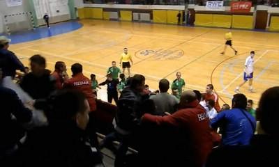 Tučnjava umjesto rukometa: Mladi rudar kažnjen zbog incidenta na utakmici