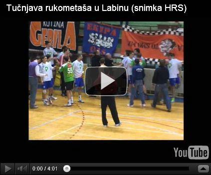 Reagiranje RU Mladi Rudar na izrečenu kaznu: šokirani smo! Pozivamo sve građane na današnju utakmicu i spas našeg kluba! VIDEO - službena snimka HRS-a