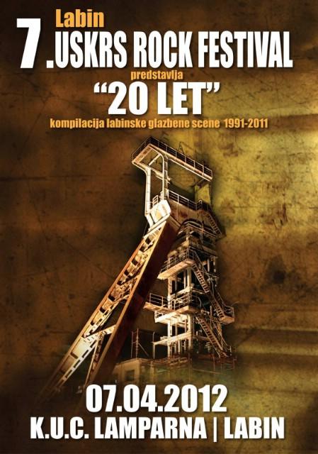 U pripremi `20 LET` - kompilacija labinske scene 1991-2011 - uvod u Uskršnji rock koncert - TRAŽE SE SPONZORI!