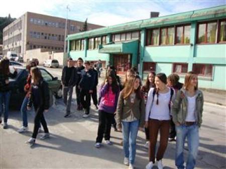 Dani otvorenih vrata Srednje škole Labin