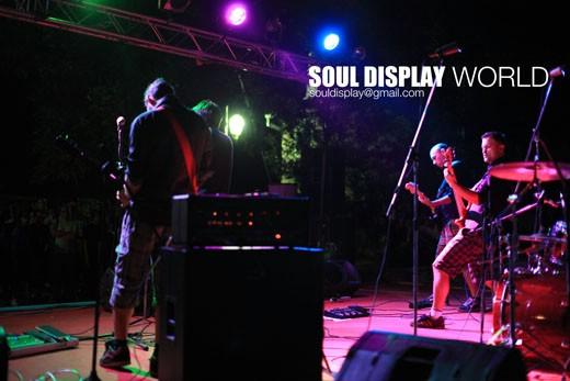 Vrlo aktivan labinski bend Soul Display prepoznat na lokalnoj, nacionalnoj i inozemnoj sceni - spot  na top ljestvici TV Zone iz Niša