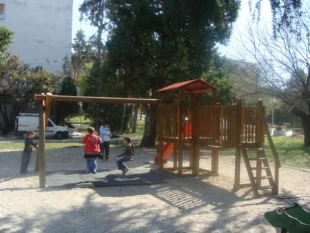 Obnovljena dječja igrališta