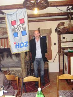 Zdravko Vidak novi-stari predsjednik HDZ-a Kršana
