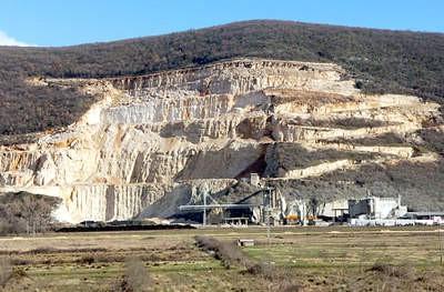 Vlasnici kamenoloma traže širenje njihovih zona