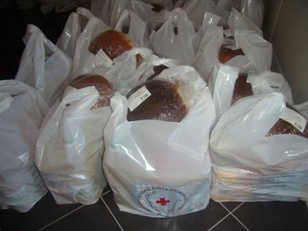 Povodom Uskrsa podijeljeno 140 paketa