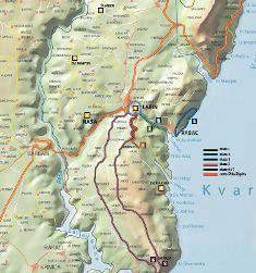 Nova karta pješačkih staza i šetnica Labinštine