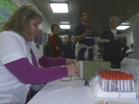 Na dobrovoljnoj akciji darivanja krvi u Labinu prikupljeno 50 doza krvi