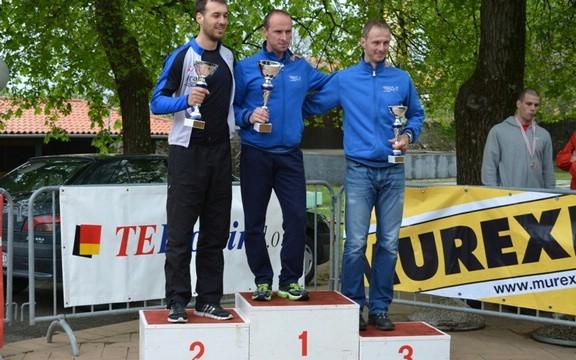 Tino Smoković ukupni pobjednik ekipnog Prvenstva Hrvatske u sprint  duatlon