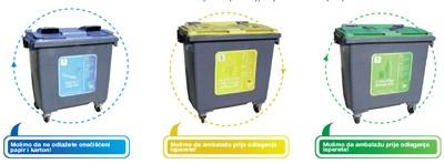 Cijeli Vinež obuhvaćen selektivnim prikupljanjem otpada
