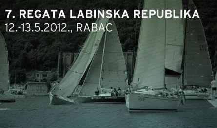 Regata krstaša Labinska Republika 12.05.-13.05.