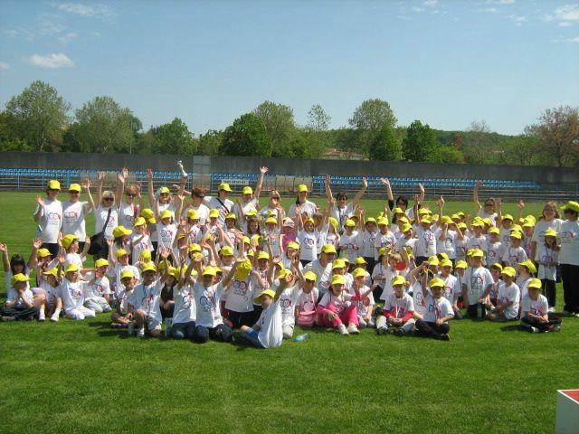 Održan 11. Olimpijski festival dječjih vrtića za područje Labinštine - REZULTATI