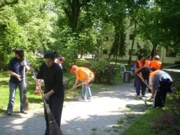 1. Maj Labin - JAVNI POZIV za prijavu na rad u javnim radovima - traži se 7 radnika
