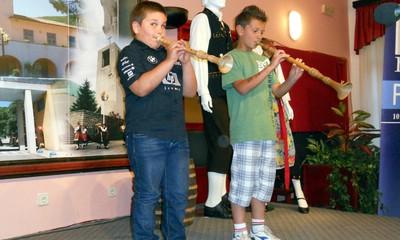 susret svirača tradicionalnih glazbala Istre u Raši: Na mlađima meh i sopele ostaju