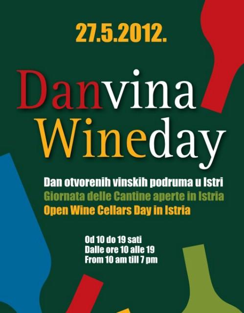 U nedjelju više od 90 istarskih vinskih podruma otvara vrata posjetiteljima - S područja Labinštine vina se mogu kušati kod četiri vinara