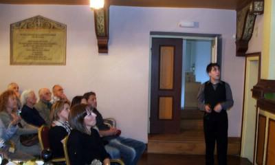 Predavanje u Labinu: Istrani su spašavali brodolomce s Titanica