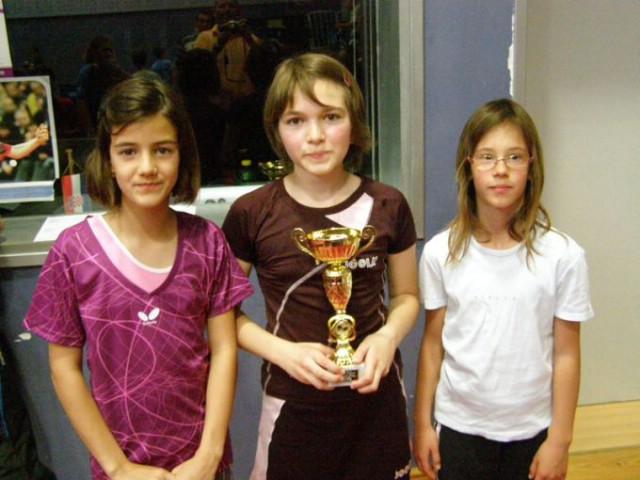 Najmlađe kadetkinje Brovinja zlatne, kadeti srebrni na prvenstvu Istre u stolnom tenisu