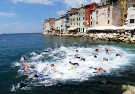 Labinski triatlonici Aleksandar Grah i Luka Paliska prvaci Hrvatske u svojim kategorijama